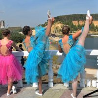Это ж не танцульки,а работа! :: Татьяна Помогалова