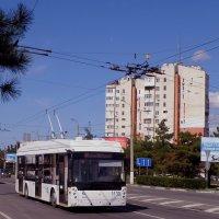По проспекту :: Александр Рыжов