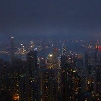 Огни Гонконга :: Леонид
