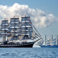 Far-East  tall ship regatta 2018 - 1 :: Ingwar