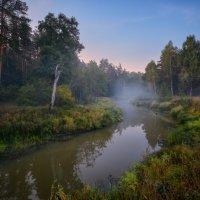 Тихое утро начала осени... :: Roman Lunin