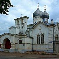 Церковь Варлаама Хутынского :: san05 -  Александр Савицкий