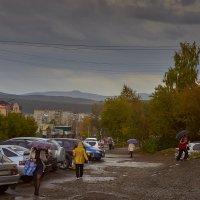 Дождливые осенние зарисовки на ретро объектив  :: Владислав Левашов
