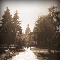 Михайловский Златоверхий монастырь. Киев :: Евгения Х