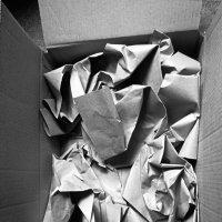 просто.. мятая бумага в картонной коробке.. ) :: Марина Буренкова
