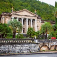 красивые места моих путешествий,,,(Абхазия) :: александр варламов