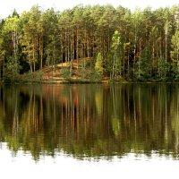 На Чёртовом озере :: Ирина Румянцева
