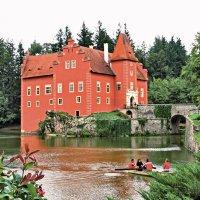 Замок Червена Лхота :: Андрей K.
