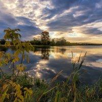 Вечернее небо :: vladimir Bormotov