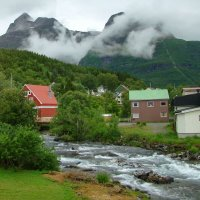 Северная Норвегия :: Надежда Лаптева