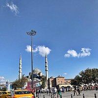 Три  дня  в  Стамбуле :: Виталий Селиванов