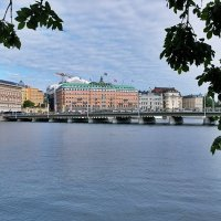 Стокгольм в обрамлении :: Swetlana V