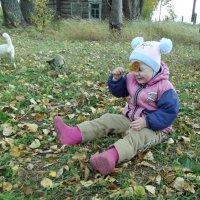Игра с осенью :: Светлана Рябова-Шатунова