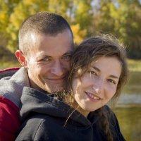 Счастливая пара :: Евгения Мотылева