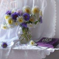 Любима осень мной своей красой и тишиной хрустальной... :: Валентина Колова