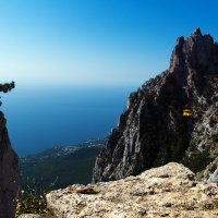 Вид с горы Ай-Петри. Крым :: Александр Лядов