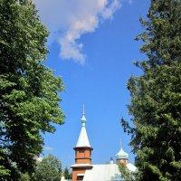 Николо-Арсениевский кладбищенский храм :: veera (veerra)