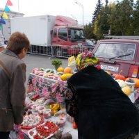 Деревня город кормит :: лоретта