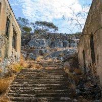 лестница древности, Крит :: navalon M
