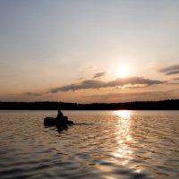 В лучах заходящего солнца ... :: Андрей Зайцев