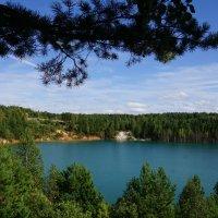 У озера :: Наталия Григорьева