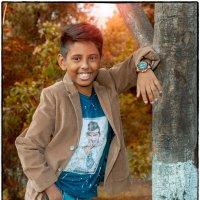 Индийский мальчик :: Leo Alex Photographer