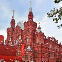 Моя Москва :: Ольга (crim41evp)