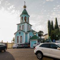 Церковь Пресвятой Богородицы :: Александр Ефименко