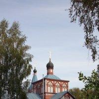 Храм в честь Рождества Христова в с. Рождествено :: Алексей Дмитриев