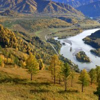 Золотая осень :: Vlad Сергиевич