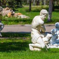 Санаторий им.Пржевальского :: Владимир Лазарев