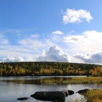 Осенние воды :: Ольга