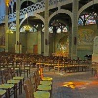 В  церкви Св. Иоанна Богослова  на Монмартре :: ИРЭН@ .