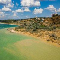 Учкуевка. Цвет моря. :: Павел © Смирнов