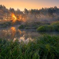 Купание солнца ... :: Roman Lunin