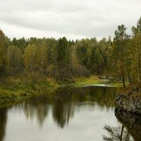 Река :: Алексей Екимовских