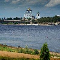 На реке Великой :: san05 -  Александр Савицкий
