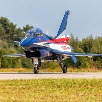 "Chengdu J-10 (歼十), ""August 1-st"" Aerobatic Team :: Павел Myth Буканов"