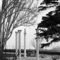Уголок на Флотском бульваре :: Татьяна Ларионова