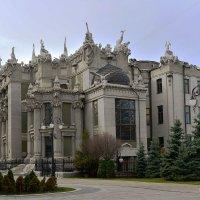 Дом с химерами архитектора Городецкого :: Тамара Бедай