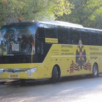 Экскурсионный автобус :: Дмитрий Никитин