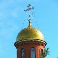 ПРАЗДНИК ВОЗДВИЖЕНИЯ КРЕСТА ГОСПОДНЯ :: Анатолий Восточный