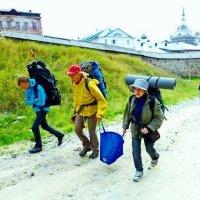 Путь-дорожка не легка :: Raduzka (Надежда Веркина)