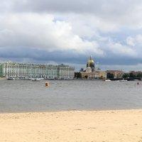 Невские берега :: Ольга
