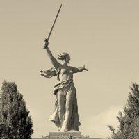 Мамаев Курган :: Ильгам Кильдеев