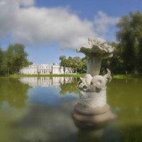Китайский дворец в Ораниенбауме :: Сергей Хмелёв