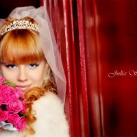 невеста :: Юлия Степаненко