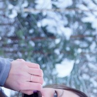 Зимняя краса :: Анастасия Титкова