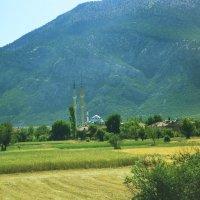 Мечеть в долине :: Victoria Pavlovich