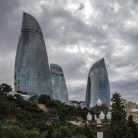 Flame Towers :: Анзор Агамирзоев